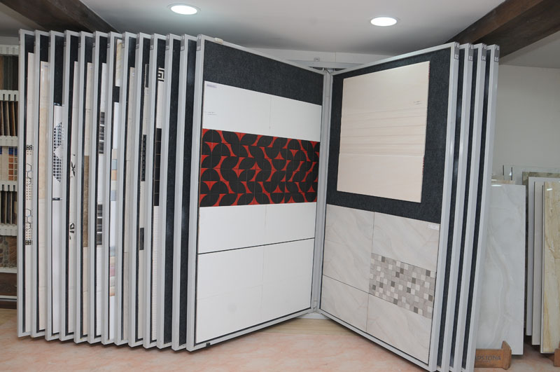 Showrooms for Tiles and Sanitaryware